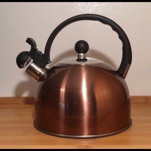 Copper Tea Kettle New